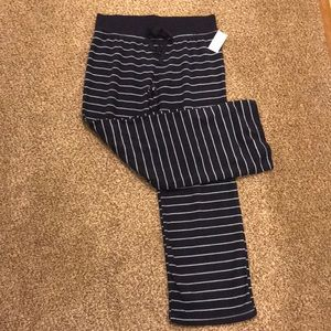 Navy PJ pants